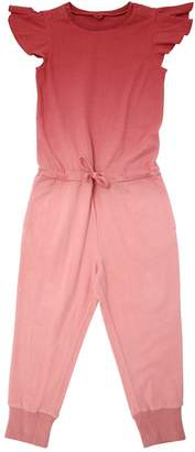 Stella McCartney Gradient Organic Cotton Jersey Jumpsuit
