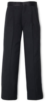 Brooks Brothers Boys Tuxedo Prep Trousers