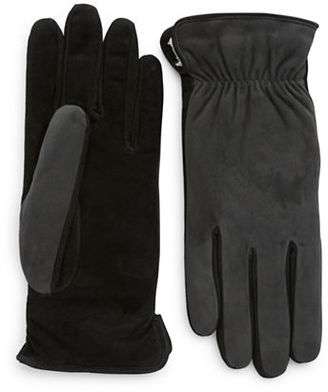 Grandoe Suede Touch Gloves $82 thestylecure.com