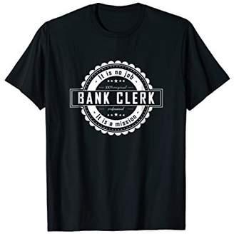Bank Clerk Shirt