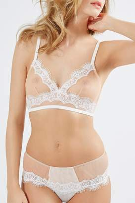 Mimi Holliday Longline Triangle Bralette