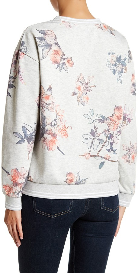 Obey Harper Crewneck Sweater 3