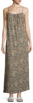 Vince Vintage Silk Dress