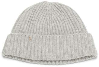 d5d93a59f Grey Wool Cashmere Hat - ShopStyle
