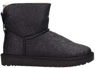 UGG Bailey Mini Bow Boots