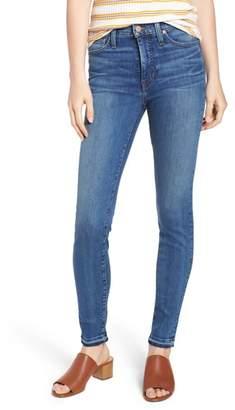 Caslon Sierra Release Hem Skinny Jeans