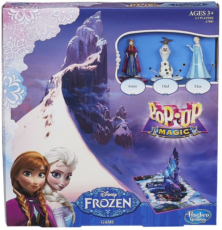 Hasbro Disney Frozen Pop-Up Magic Game by Hasbro