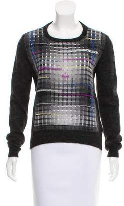 Marco De Vincenzo Embellished Mohair Sweater