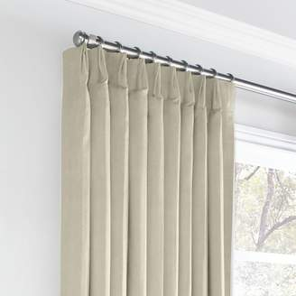 Loom Decor Euro Pleat Drapery Classic Linen - Safari