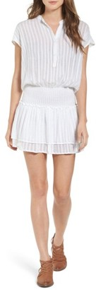 Women's Rails Jolie Cotton Dress $168 thestylecure.com
