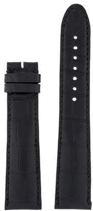 Montblanc 21mm Alligator Watch Strap