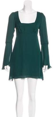 Stone_Cold_Fox Stone Cold Fox Long Sleeve Mini Dress
