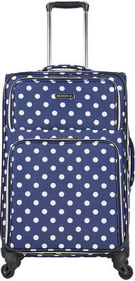 Heritage - Luggage Polka Dot 24-Inch Checked Luggage - Women's