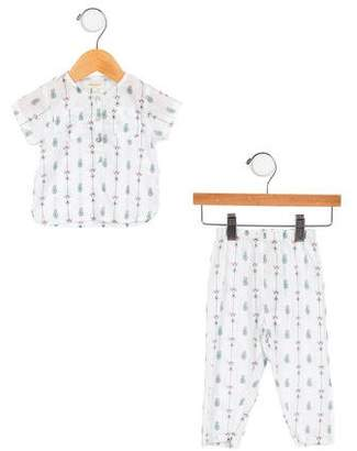 Moon Girls' Printed Two-Piece Set w/ Tags