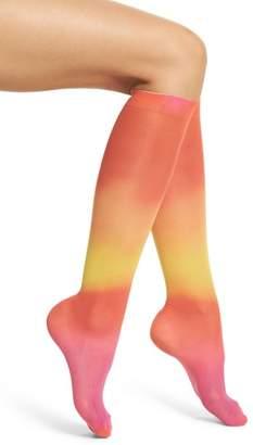 HYSTERIA BY HAPPY SOCKS Mia Print Knee High Socks
