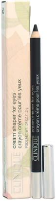 Clinique Women's .04Oz #101 Black Diamond Cream Sharper For Eyes