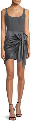 Cinq à Sept Waverly Sleeveless Wrap Dress