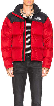 The North Face 1996 Retro Nuptse Jacket in TNF Red | FWRD