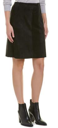 BB Dakota Pocket A-Line Skirt
