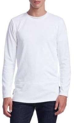Saks Fifth Avenue x Anthony Davis Gallery Side Zip Sweater