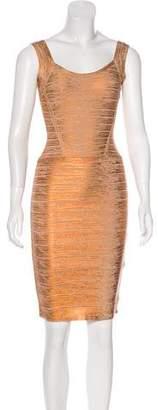 Terani Couture Mini Bodycon Dress