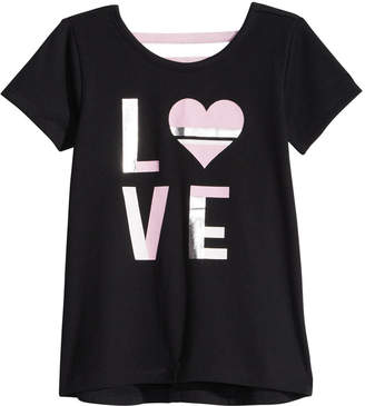Ideology Little Girls Love T-Shirt