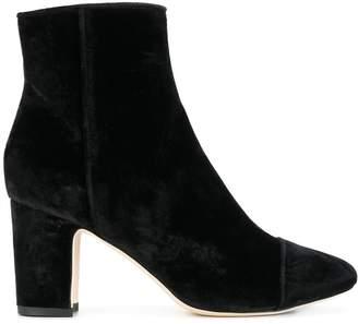 Polly Plume velvet Ally boots