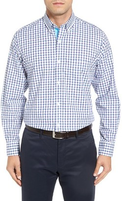 Men's Big & Tall Tailorbyrd Mooney Falls Classic Fit Sport Shirt $125 thestylecure.com