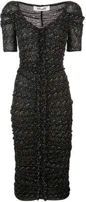 Diane von Furstenberg Romana midi dress