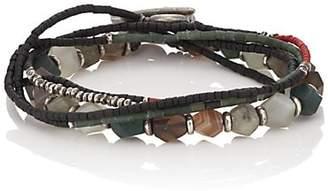 M. Cohen Men's Bracelet Set - Blue