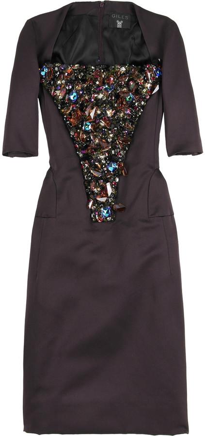 Giles Jewel Catherine dress