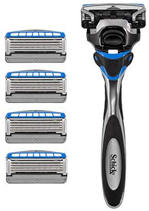 Schick Hydro Sense Hydrate Razors for Men With Shock Absorbent Technology