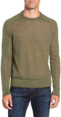 Todd Snyder Mohair Blend Crewneck Sweater