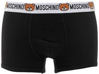 Moschino Jersey Stretch Cotton Boxers