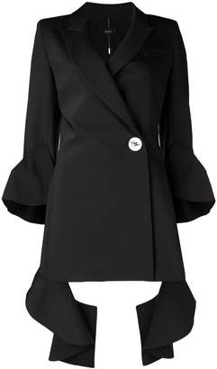 Ellery draped sleeves blazer