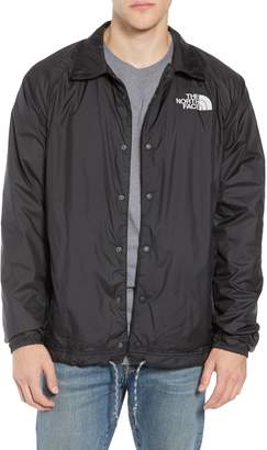 The North Face Regular Fit Water Resistant Coach's Jacket