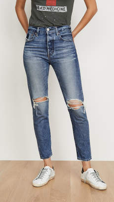 Moussy VINTAGE Beckton Tapered Jeans
