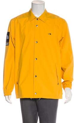 The North Face x Supreme Packable Coaches Jacket