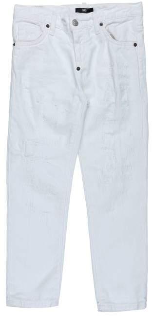 IMB I'M BRIAN Denim trousers