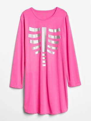 Gap Graphic PJ Dress