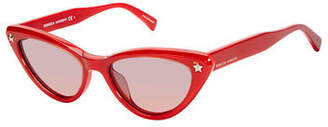 Rebecca Minkoff Brooke Cat-Eye Sunglasses