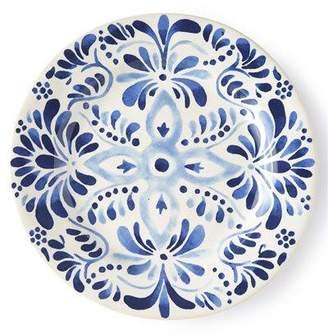 Juliska Iberian Indigo Dessert/Salad Plate
