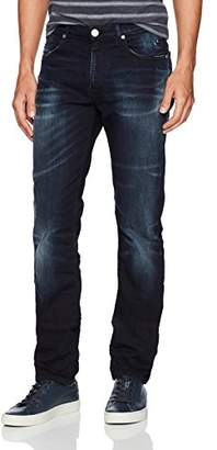 Versace Men's Dark Wash Denim