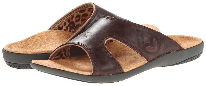 Spenco Kholo (Chocolate) - Footwear