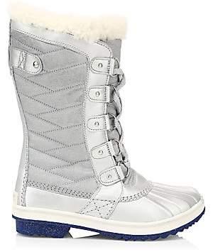 Sorel Women's Disney's Frozen 2 x Shearling & Faux Fur Waterproof Boots