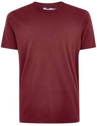 Topman Mens Red Classic T-Shirt