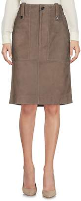 Joseph Knee length skirts