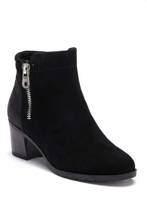 Cougar Anton Suede Block Heel Waterproof Boot