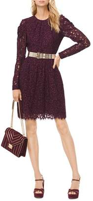 MICHAEL Michael Kors MICHAEL Corded Floral Lace Dress
