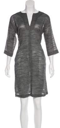 Zero Maria Cornejo Woven Shift Dress